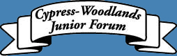 Cypress-Woodlands Junior Forum